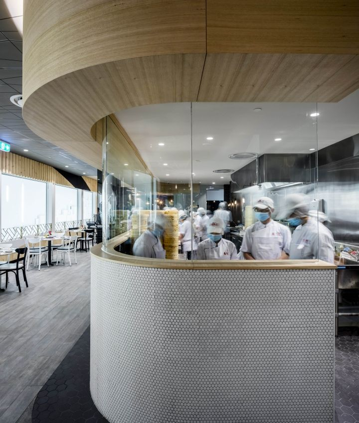Din Tai Fung Restaurant By Design Clarity, Melbourne
