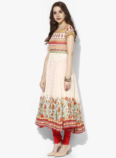 0a96d9f104 Buy Biba Multicoloured Printed Kurtas for Women Online India, Best Prices,  Reviews | BI021WA90TNPINDFAS