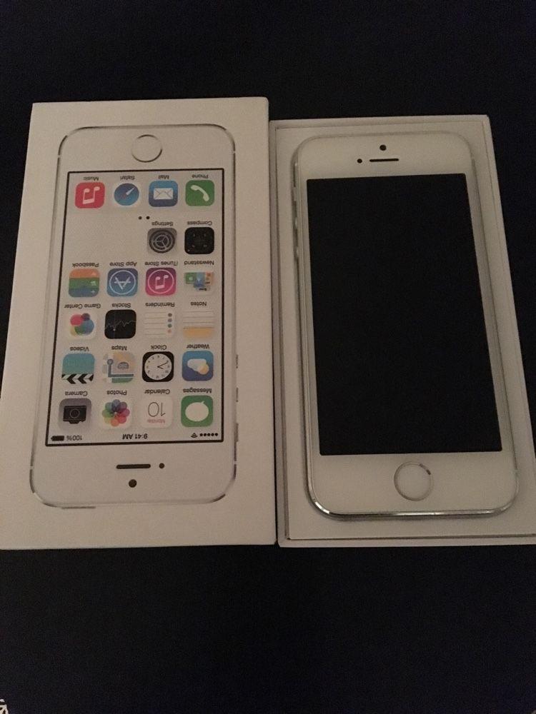 iPhone 5s 16g très bon état, écran toujours protégé