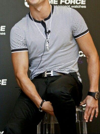 Nice Casual-Hermes leather belt Cr7 Ronaldo, Cristiano Ronaldo, Hermes  Belt, Leather 25c96c784ef