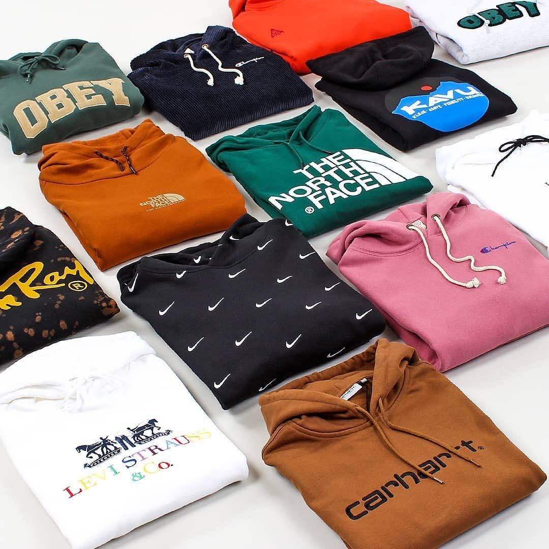 Clothing The Drop Date