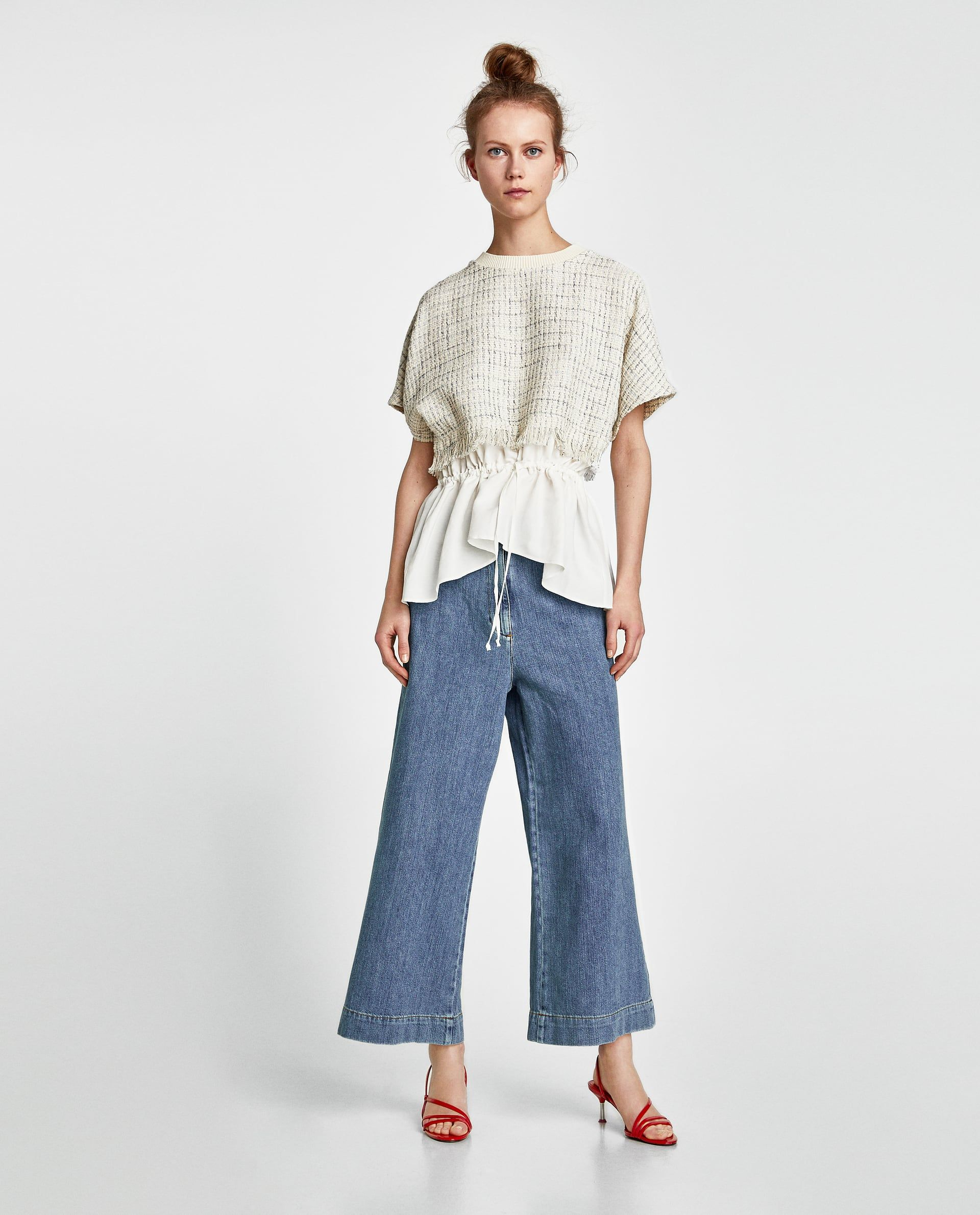 555ab259fd Women's New In Clothes | New Collection Online | ZARA United Kingdom ...