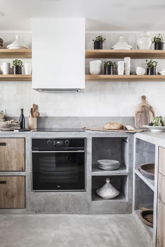 Kleine Küchenideen und Design für Ihr kleines Haus oder Ihre Wohnung, stilvoll und ef ...  #design #kleine #kleines #kuchenideen #stilvoll #wohnung #smallkitchendesigns