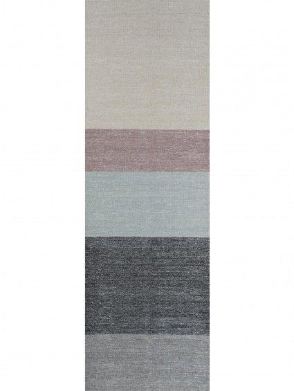 Teppich Läufer Poraka Taupe 80x250 cm Flur Pinterest Taupe - läufer für küche