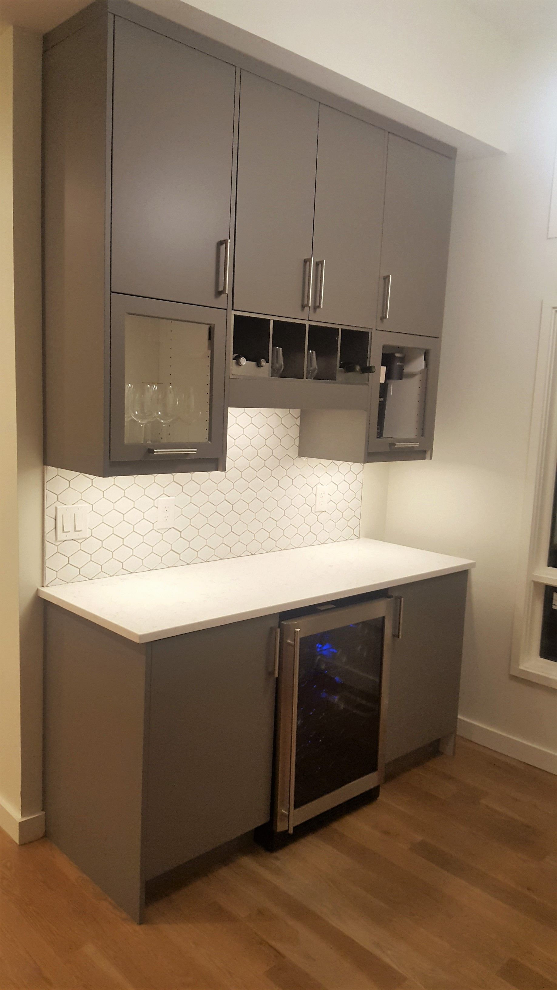 Inspired Kitchen Design Created Our Customer's Modern Kitchen Mesmerizing Pro Kitchen Design Decorating Inspiration