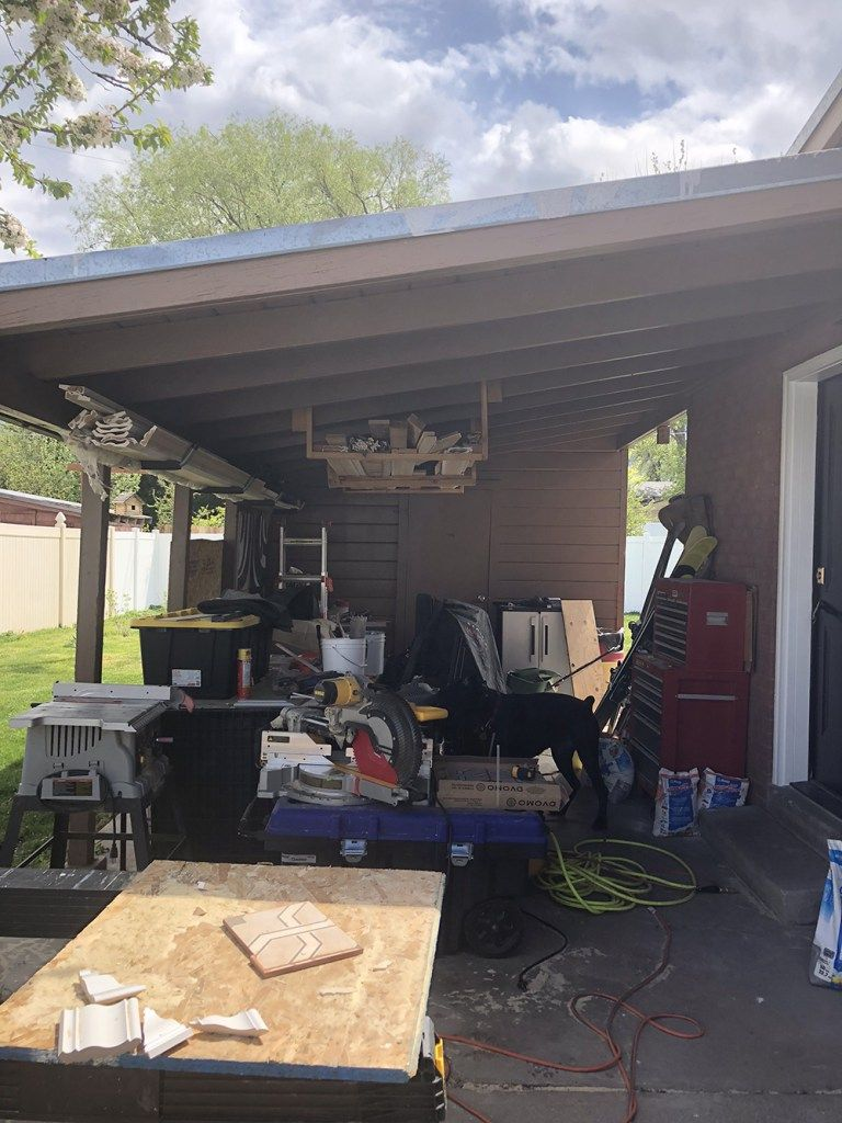 Outdoor Carport