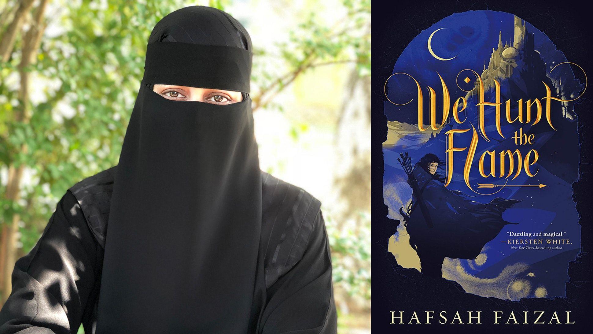 'We Hunt The Flame' by Hafsah Faizal #middleeast