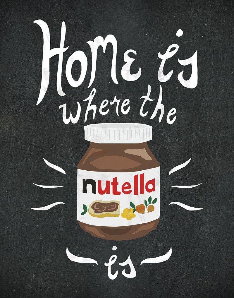 histoire drole nutella