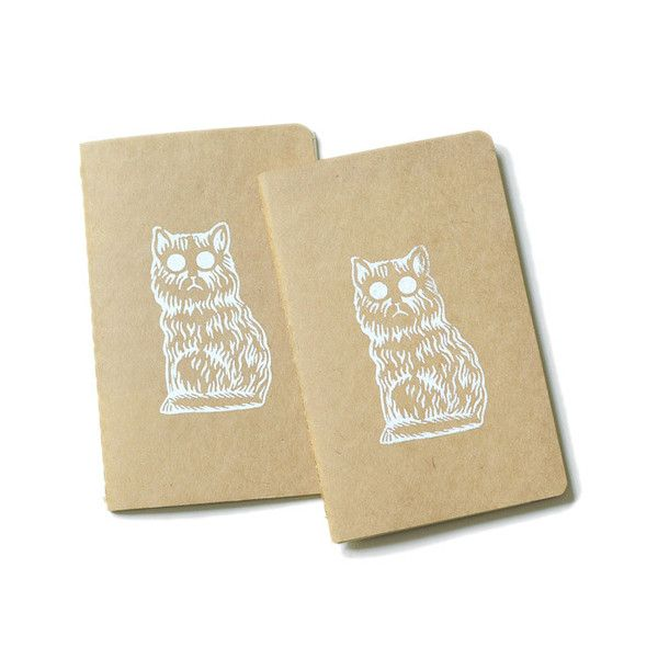 Zombie Cat - Moleskine Notebook