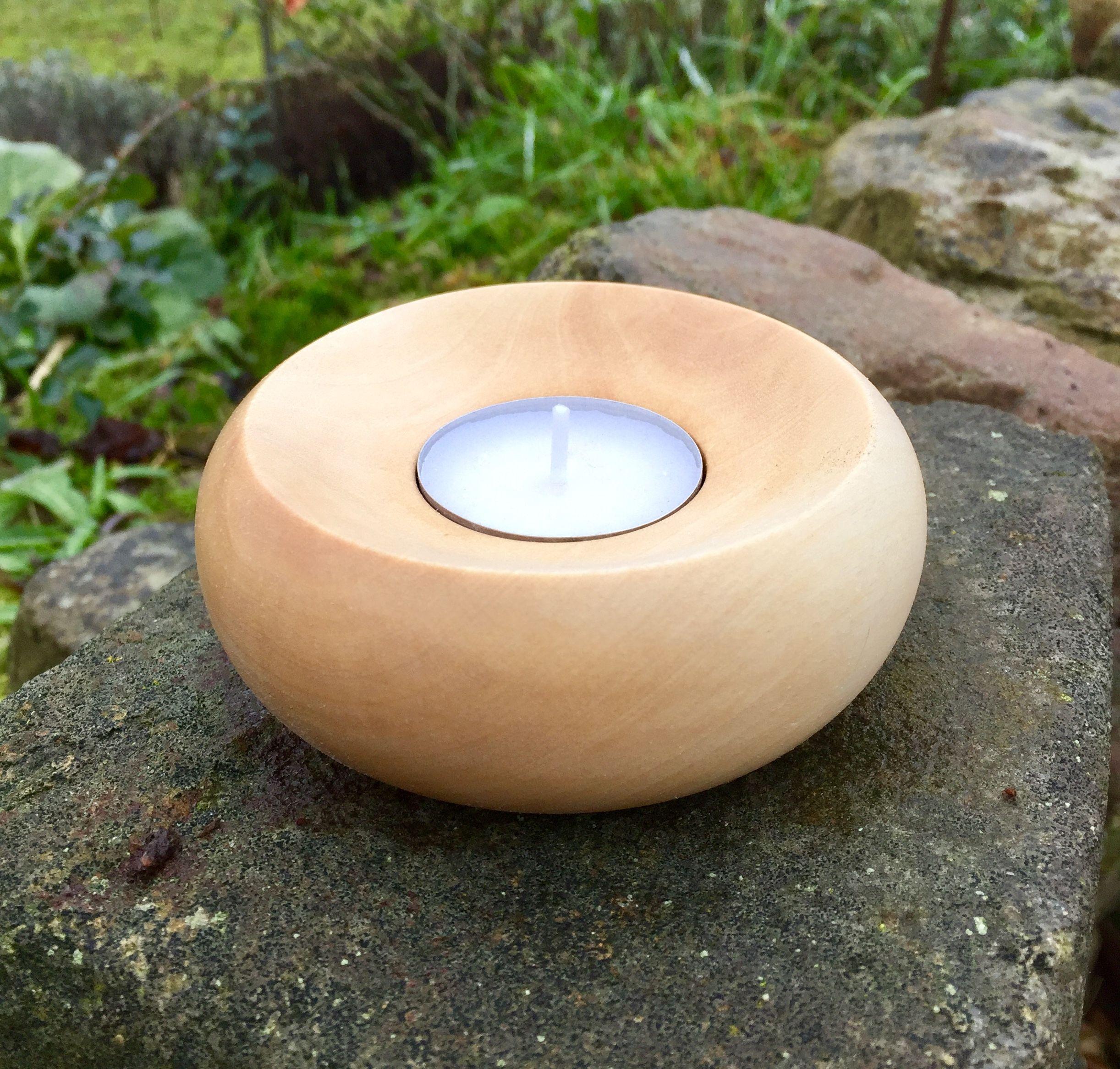 Photo of Tealight di betulla