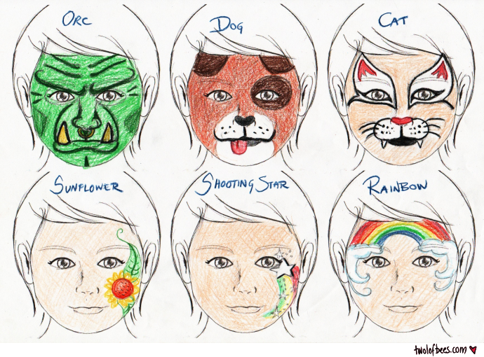 face paint the story of makeup pdf download