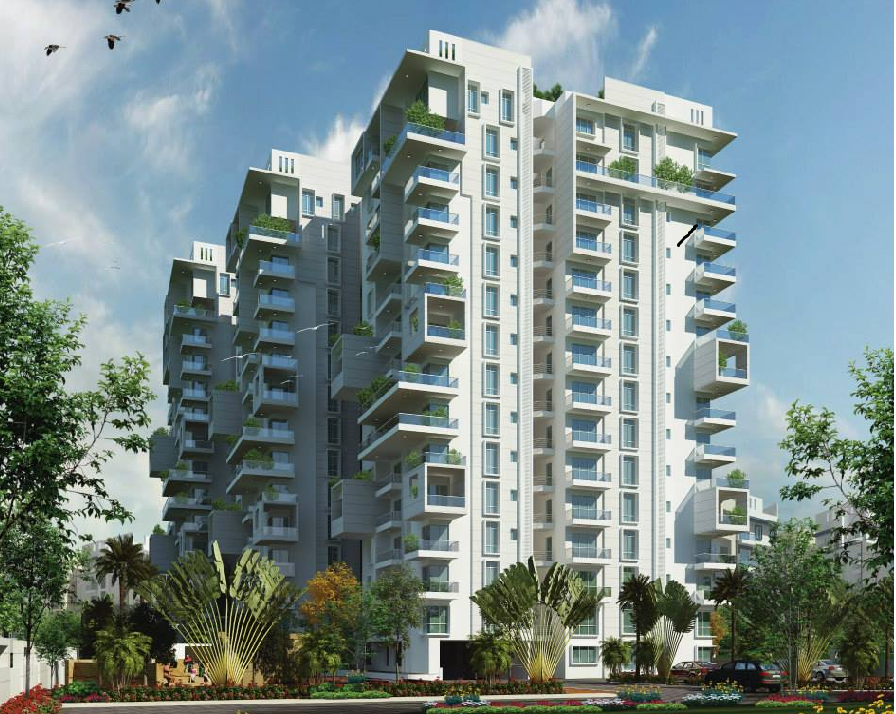 Luxury Apartments for Sale in Sarjapur Road, Bangalore ...
