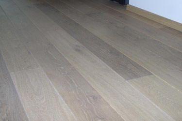 Houten vloeren lakken of olieen woonkamer flooring best