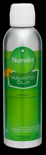 Nurtolin Oljy 250ml Personal Care Beauty