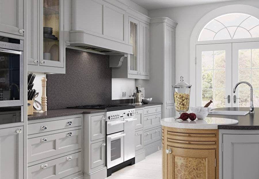 Beautiful Light Grey Cupboard Paint in 2020   Kitchen ...