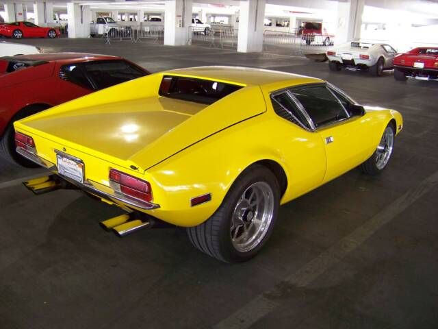 pantera car | ... Cars - Exotic Cars - Big Block Engine - Classic Cars - Pantera Posters