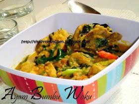 Tita S Little Kitchen Ayam Bumbu Woku