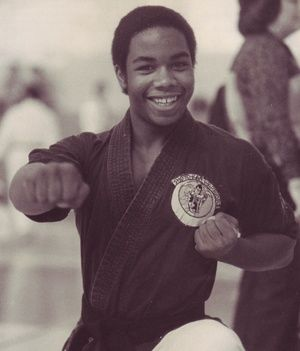 Michael Jai White Young