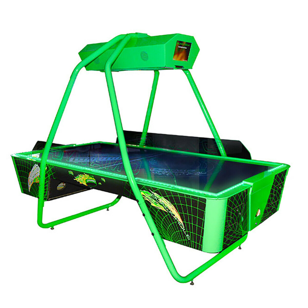 Details about ValleyDynamo Black Hole Home Air Hockey