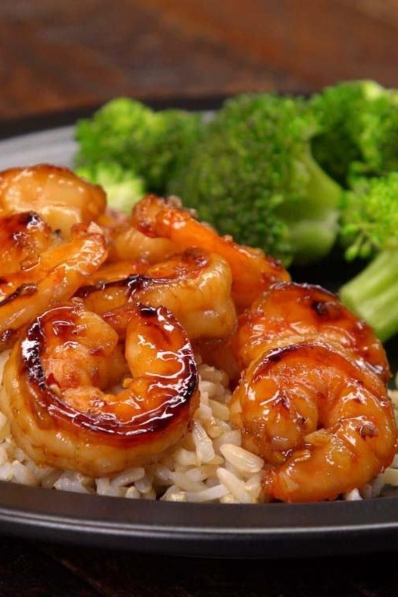 Photo of Honey Garlic Shrimp Recipe