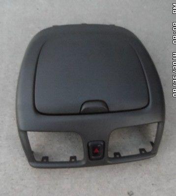 00 01 02 03 04 05 06 Nissan Sentra Center Dash Storage Compartment Box Bezel Oem Nissan Sentra Nissan Oem Parts