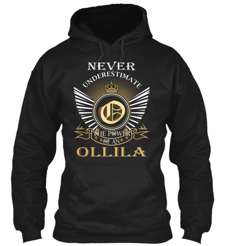 OLLILA - Never Underestimate #Ollila