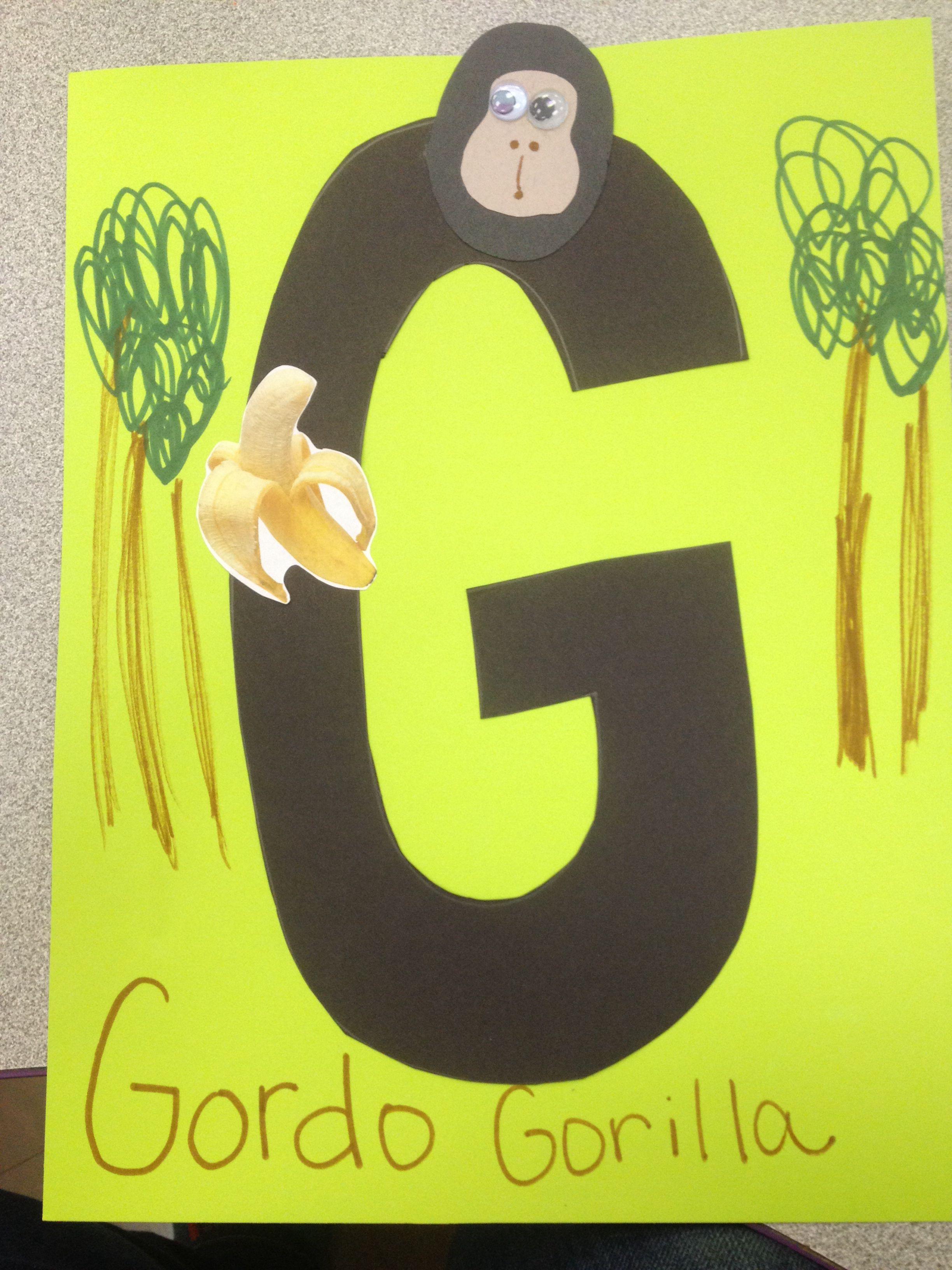 Gordo Gorilla