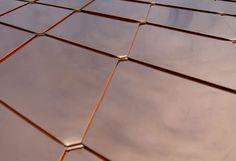 Copper Shingles Roofing It Only Last A Few Centuries Copper Roof Metal Roof Metal Shingles