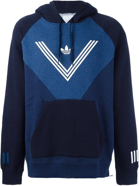 56861dfa0bce0 ADIDAS ORIGINALS Adidas Originals X White Mountaineering Colour Block  Hoodie.  adidasoriginals  cloth  hoodie