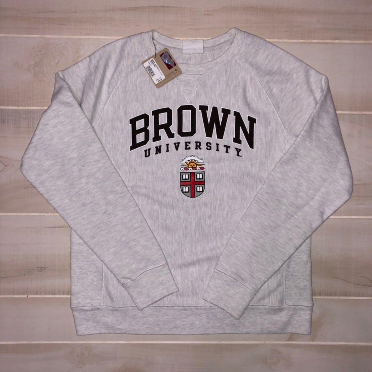 Brown University Crewneck Sweatshirt Sweatshirts Crew Neck Sweatshirt Brown University [ 1200 x 1200 Pixel ]