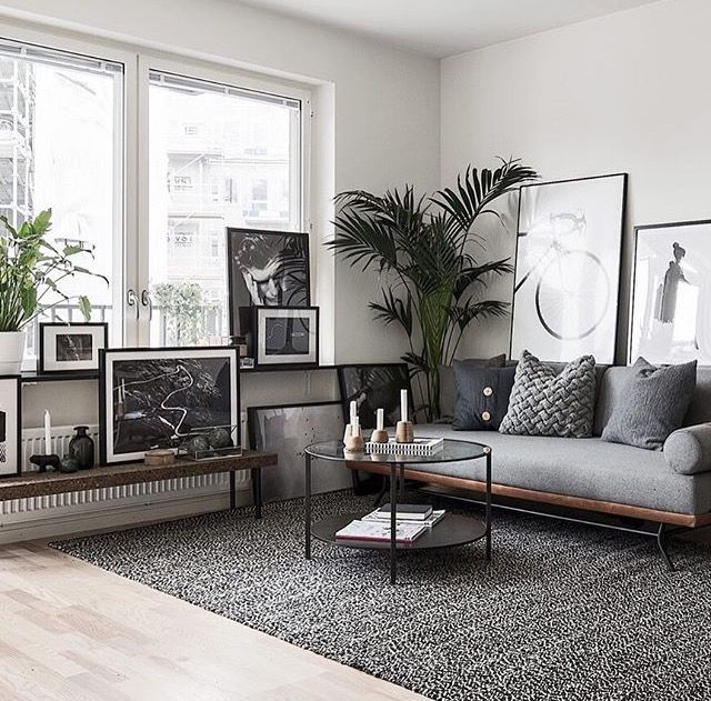 Scandi Living Room With Grey Accents Are You Looking For Unique And Beautiful Living Room Scandinavian Scandinavian Design Living Room Minimalist Living Room #scandi #modern #living #room