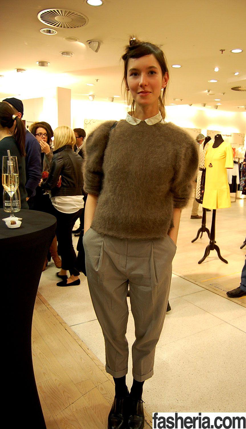 Aux Galeries Lafayette, la mode vit plus rock ! | Laurence