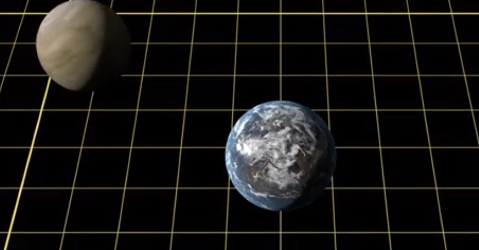 This Interactive Shows The Absurd Scale Of The Solar System Solar System Solar Interactive