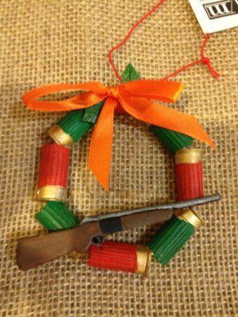 how to make a shotgun shell wreath
