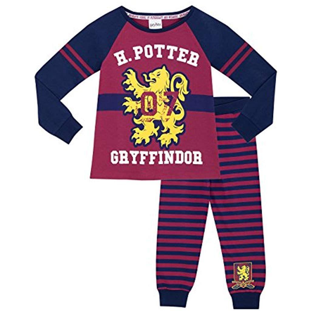 Harry Potter Gryffindor Vestaglia da Notte per Ragazzi