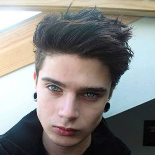 Outstanding 35 Cool Emo Hairstyles For Guys 2020 Guide Emo Haircuts Short Schematic Wiring Diagrams Phreekkolirunnerswayorg