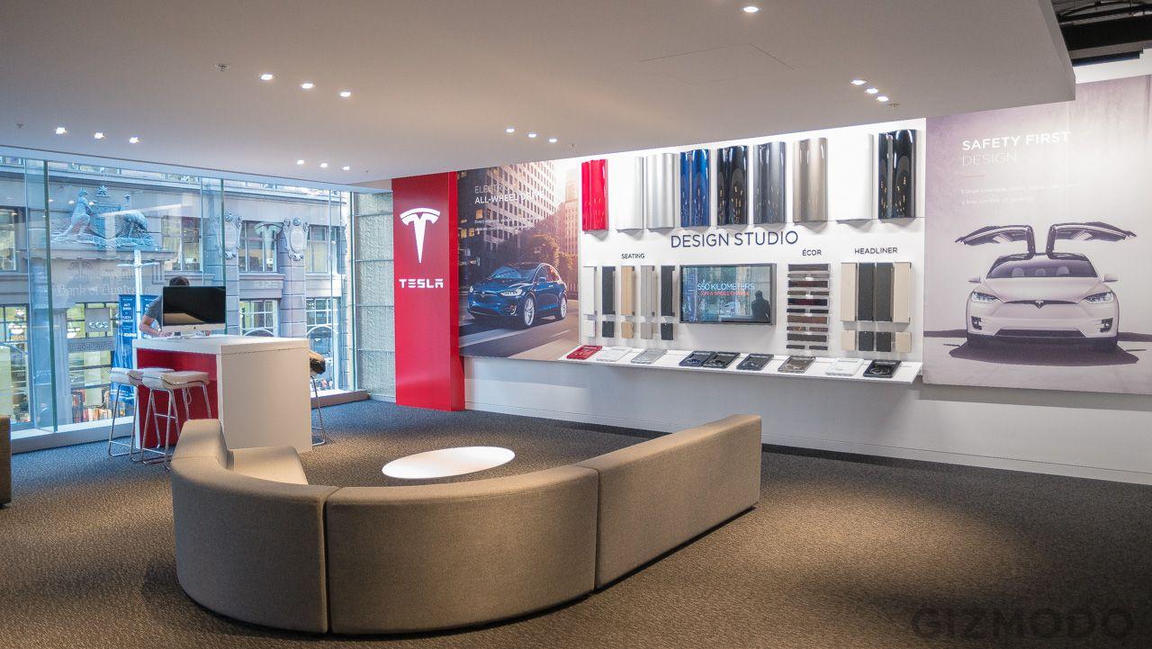 Tesla Store In Vienna Cars Pinterest Hybrid Vehicle Vehicle  # Tefla Muebles Sl