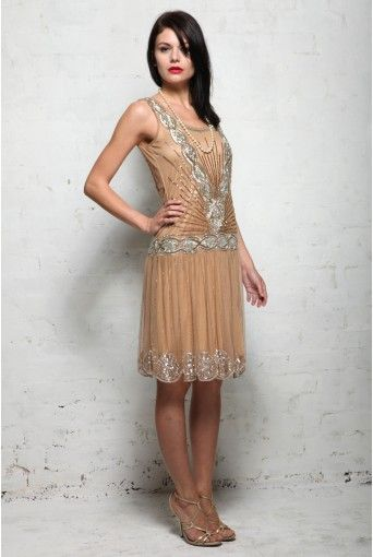 5598723def33 1920s Style Dresses UK - Get The Vintage Inspired Look