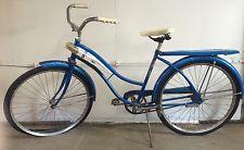 Vintage 1960s Huffy Galaxie Women S Bicycle Vintage Bicycles