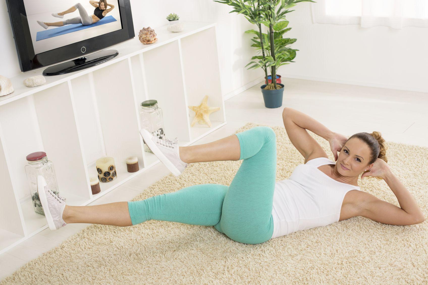 Аэробика Для Похудения Ног. Эффективные упражнения для стройных ног и подтянутых бедер