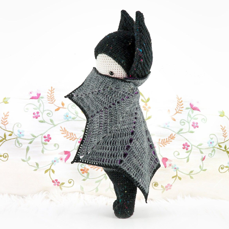 lalylala » lalylala Halloween pattern VLAD the Vampire Bat for sale ...