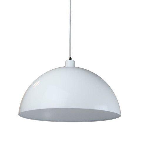 HELIOS White Pendant Light - modern pendant light | SHE Lights