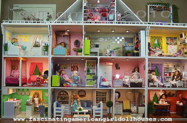 Wonderful American Girl Doll Room   Google Search