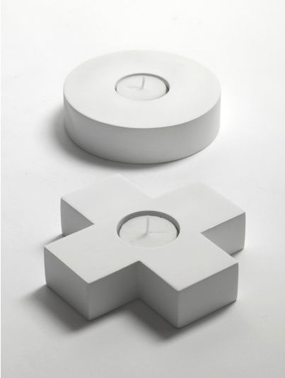 Candle Holders | Concrete product design | Concrete design | Beton design | Betonlook | www.eurocol.com