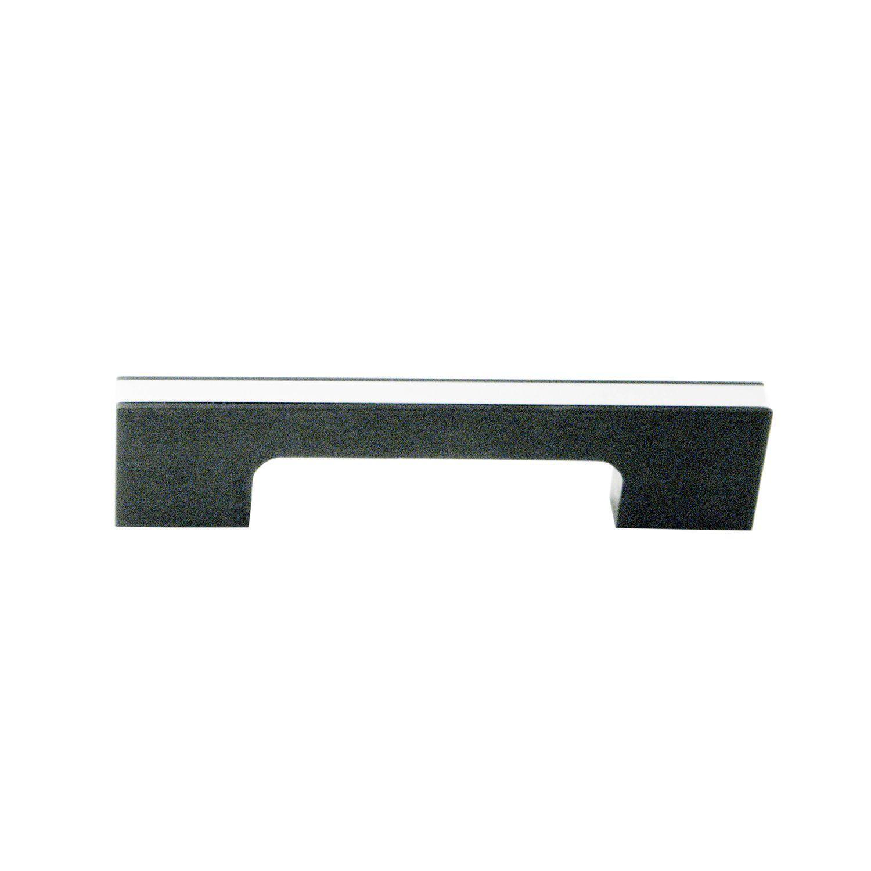 Modern aluminum cabinet door pulls Size 4\
