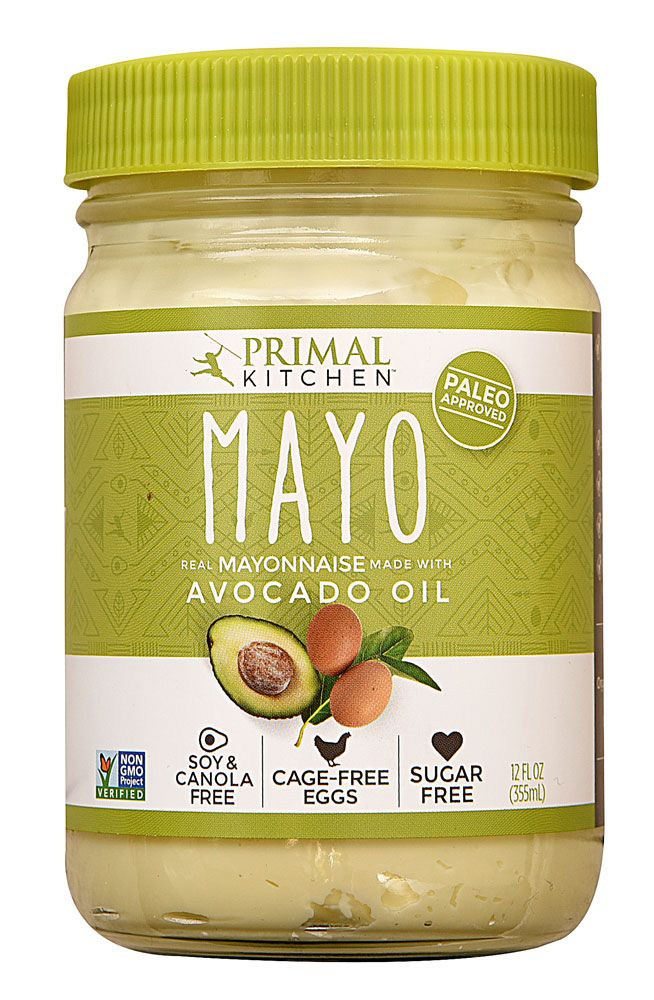 primal kitchen mayo: real mayonnaise made with avocado oil paleo