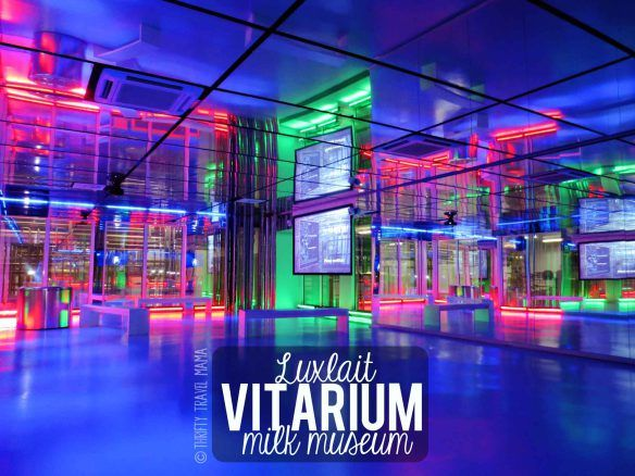 Cheesy Fun At The Luxlait Vitarium Milk Museum In Luxembourg Luxembourg Museum Fun