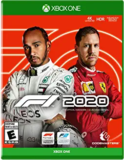 f1 2020 in 2020 Xbox one, Xbox, Video games
