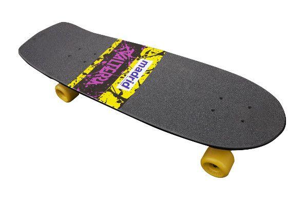 Edição limitada do skate de Marty McFly