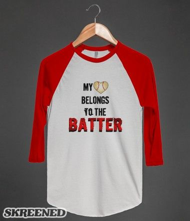 Batters need love too. I love baseball.